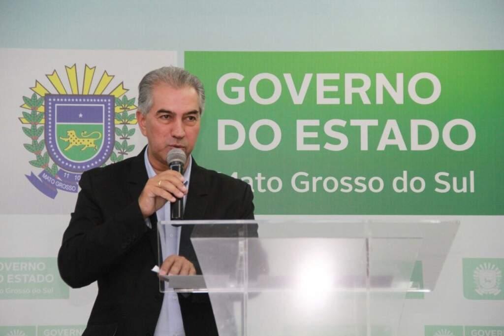Governador sancionou novas leis estaduais nesta quarta-feira (Foto: Arquivo)