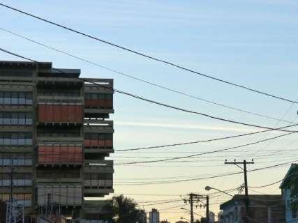 Temperatura despenca e máxima não passará dos 15°C em Campo Grande