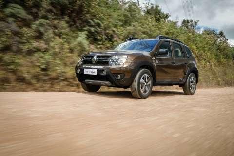 Renault traz de volta a Série limitada Duster Dakar II