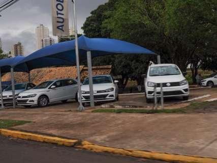 Com retração em todos segmentos, venda de veículos 0km recua 6,4%