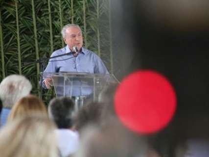 Presidente Temer fez exames e passa bem, afirma Carlos Marun