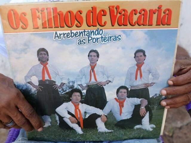 Tio Biga é o primeiro à esquerda. (Foto: Paulo Francis)