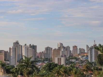 Inmet prevê segunda-feira chuvosa em todas as regiões de Mato Grosso do Sul