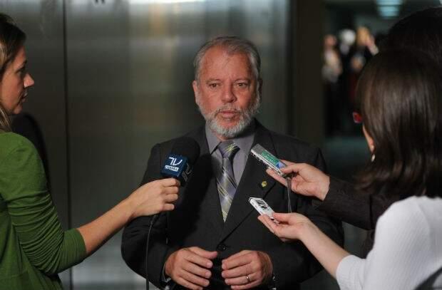 Petista histórico, agora no PDT, o ex-deputado federal Antonio Carlos Biffi prepara candidatura para voltar à Câmara em 2018 (Foto: Divulgação)
