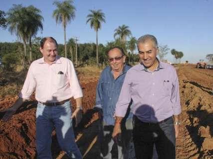 Governo recupera 5 mil km de estradas para escoar supersafra de soja