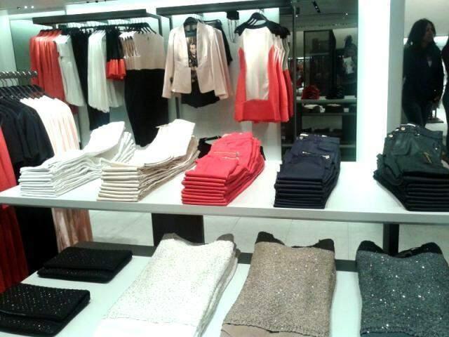 Zara é inaugurada com coleção Primavera/Verão
