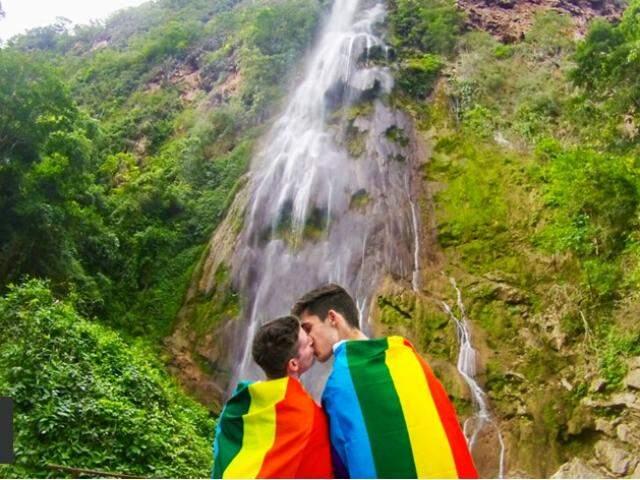 Bonito tem a 1ª agência LGBT-friendly do Estado. (Foto: Arquivo/Gay Bonito)