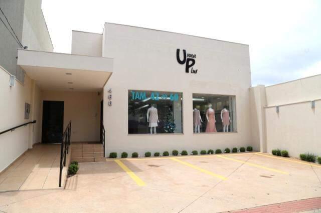 A Unna Plus fica na Rua da Paz, 468, Jardim dos Estados.