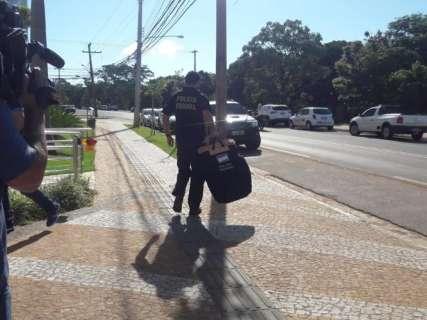 João Baird é preso pela Polícia Federal na 6ª fase da Operação Lama Asfáltica