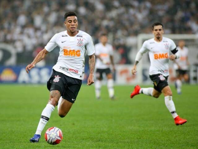 Atacante Gustavol é a principal arma de gol do Corinthians (Foto: Rodrigo Coca/Agência Corinthians)
