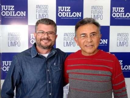 Sem aliados, PDT escolhe filiado do partido para ser vice de Odilon