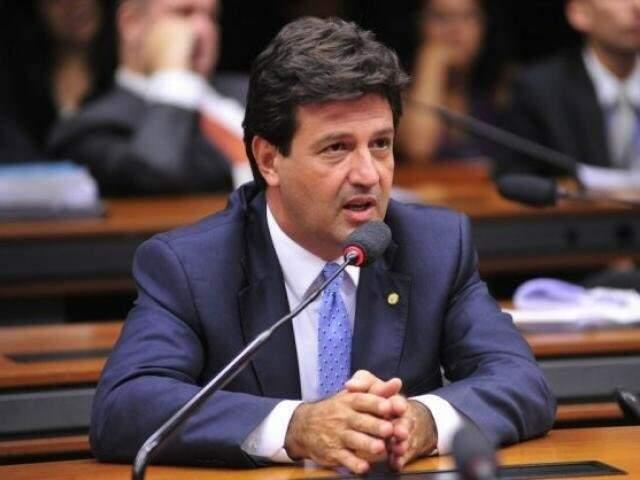 Mandetta, deputado federal por dois mandatos e ex-titular da Sesau, comandará o Ministério da Saúde no Governo Bolsonaro. (Foto: Luís Macedo/Câmara dos Deputados/Arquivo)