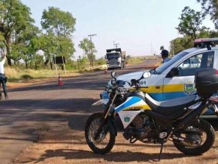 Drogas e álcool dão trabalho às polícias em feriadão sem mortes nas rodovias