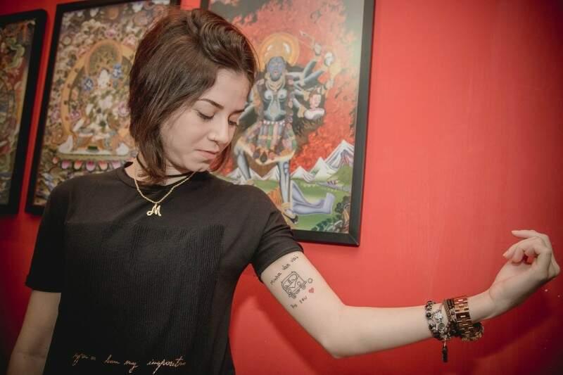 """Mariana é enteada de Anderson e conviveu durante oito anos com a """"irmã"""" (Foto: Fernando Ricardo Ientzsch)"""
