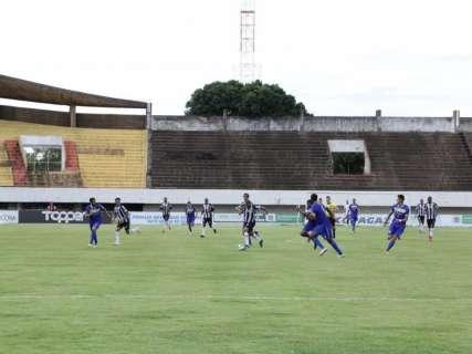 Operário faz 2 a 1 no Costa Rica e avança no estadual de futebol