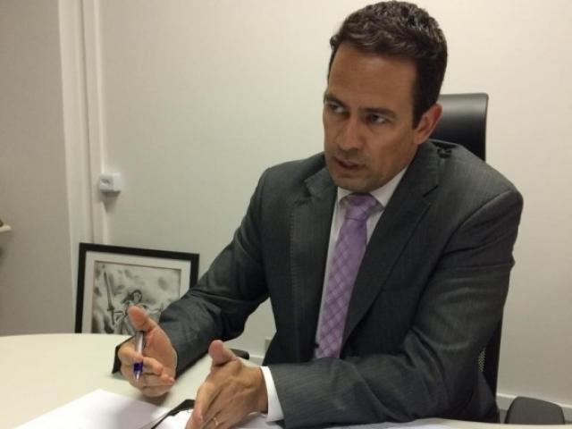 O juiz Mário José Esbalqueiro, diretor da Amamsul, Associação dos Magistrados de Mato Grosso do Sul (Foto: Arquivo)