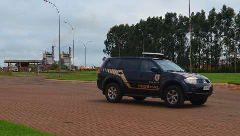 Após dez horas, policiais federais deixam Usina São Fernando