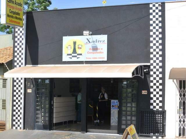Restaurante Xadrez fica na Rua Petrópolis, 1391 e abre todos os dias. (Foto: Alcides Neto)