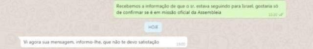 Resposta de Onevan de Matos à redação do Campo Grande News.
