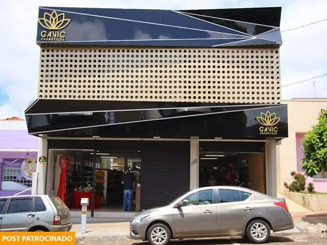 A loja fica na rua Pedo Celestino, número 1853, Centro (Foto:André Bittar )