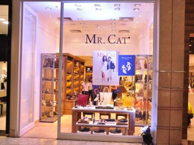A loja Mr. Cat fica no primeiro piso do Shopping Campo Grande, na avenida Afonso Pena. (Fotos: João Garrigó)