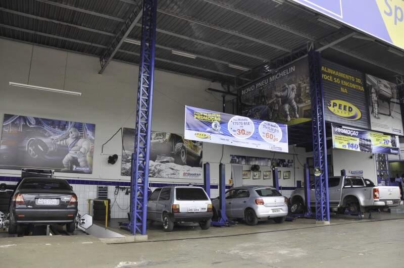 Em parceria com a Michelin, a Speed Pneus está com uma promoção imperdível. (Foto: Marcelo Calazans)