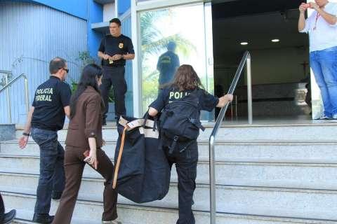 Seis dias depois de operação, Polaco se apresenta na PF em Brasília