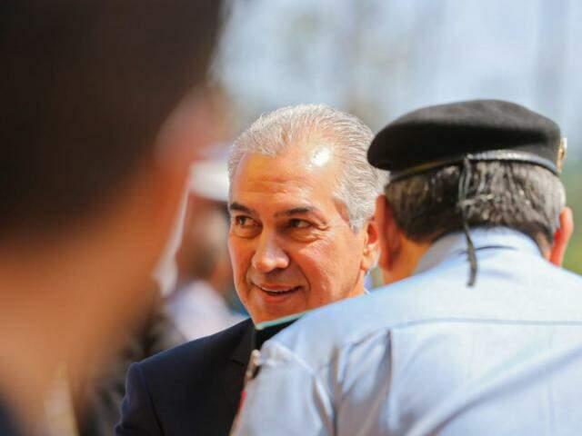 Governador torce para aprovação célere do projeto de reforma da previdência (Foto: Marcos Maluf)