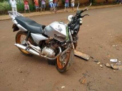 Motociclista morre no hospital 4 dias após bater de frente com veículo