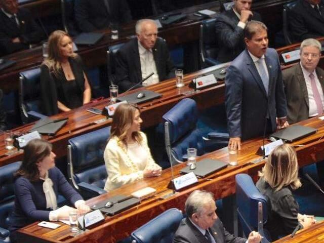 Simone, Soraya e Nelsinho devem se unir em oposição a Renan, que não indicou candidato de consenso. (Foto: Divulgação)
