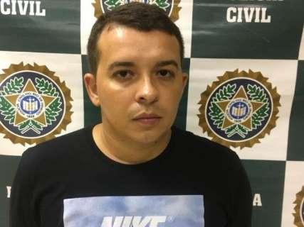 Suspeito de execução de Jorge Rafaat é preso em estúdio de tatuagem do RJ