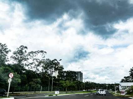 Com ventos de até 75 Km/h, sexta-feira pode ter temporais em cidades do Estado