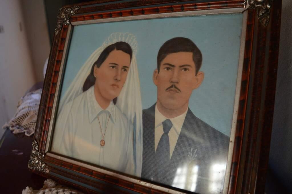 O casamento de Maria e Augusto. (Foto: Thaís Pimenta)