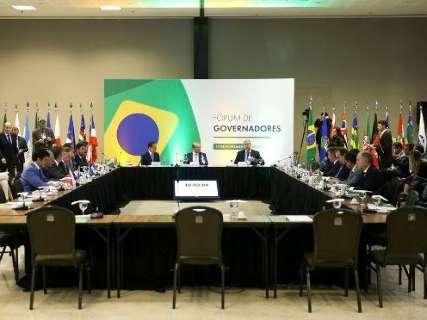 "Reinaldo defende crédito para comprar armas e ""blindar a fronteira"""