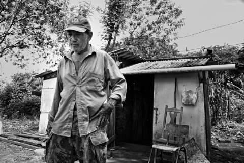 No colorido ou preto e branco, fotos mostram como a favela pode ser bela
