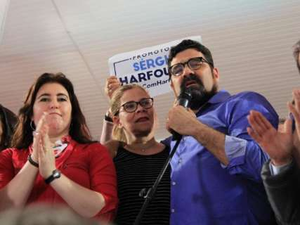 Harfouche diz que aguarda aval do MDB para assumir disputa ao governo