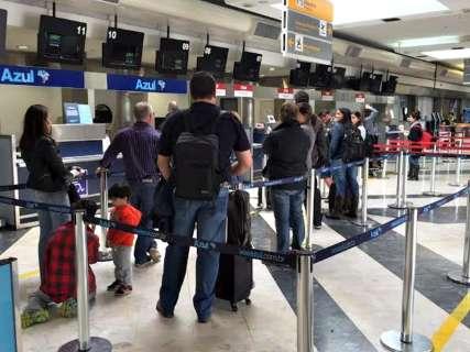 Anac diz que empresas aéreas podem cobrar por bagagem a partir de março