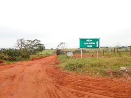 Governo investe R$ 1,3 milhão em pontes de concreto na área rural de Eldorado