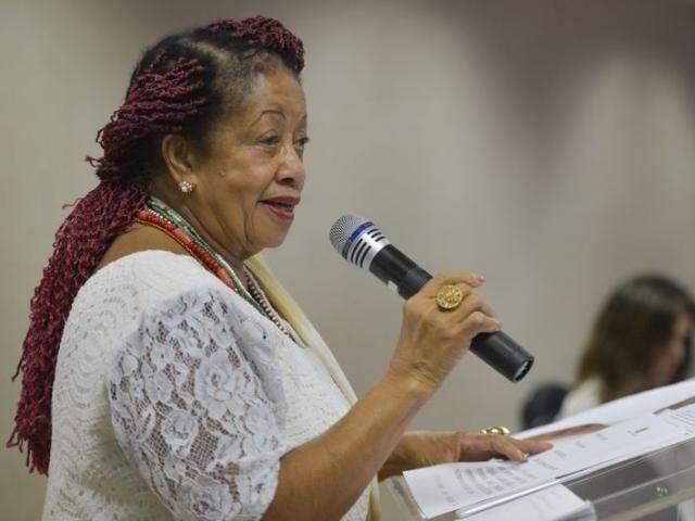 Ministra dos Direitos Humanos, Luislinda Valois, deixou o cargo (Foto: Marcello Casal Jr./Agência Brasil)
