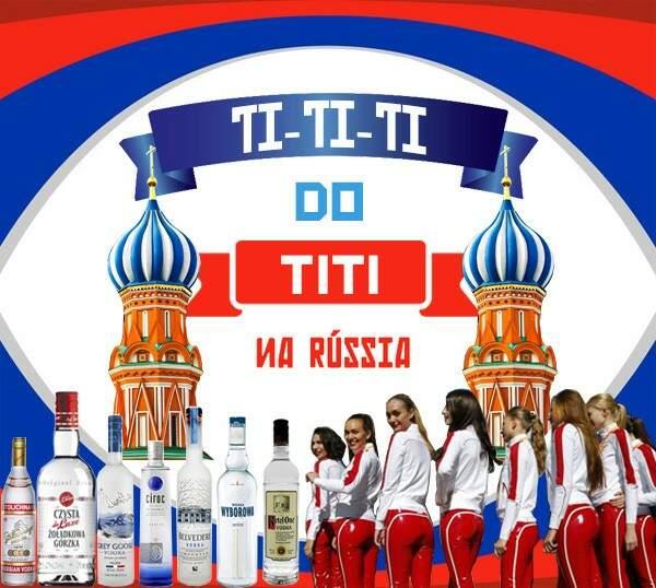 Tititi na Copa: as belíssimas mulheres de Riga