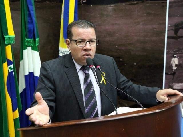 Pedro Pepa é um dos denunciados na Operação Cifra Negra, acusado de receber propina de empresas terceirizadas (Foto: Arquivo)