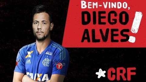Dia de apresentações com Deyverson no Palmeiras e Diego Alves no Flamengo