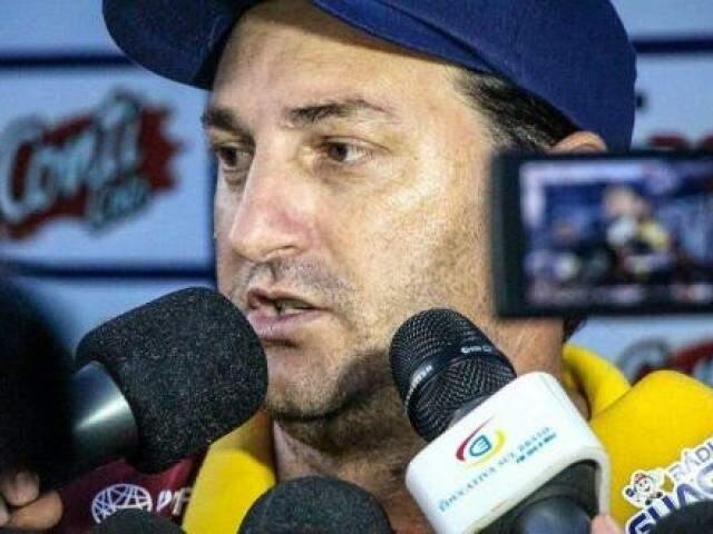 Rodrigo Casca será o treinador do Águia Negra em 2019 (Foto: Divulgação)