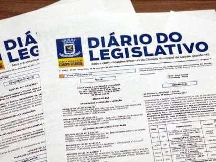 Para ter 'maior autonomia', Câmara Municipal lança Diário Oficial próprio