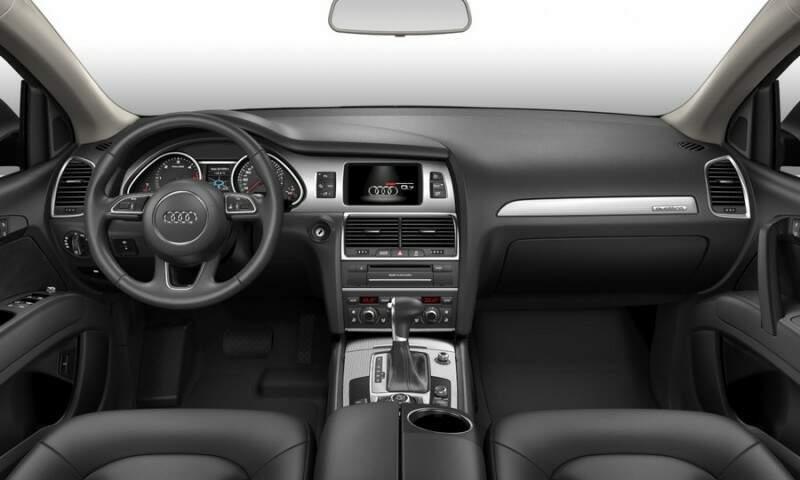 Audi traz para o Brasil o Q7 Ambiente