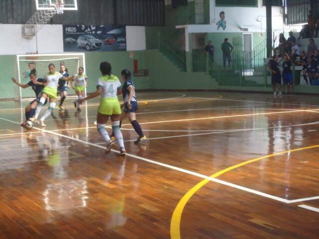 Jogos femininos. (Foto: Divulgação)