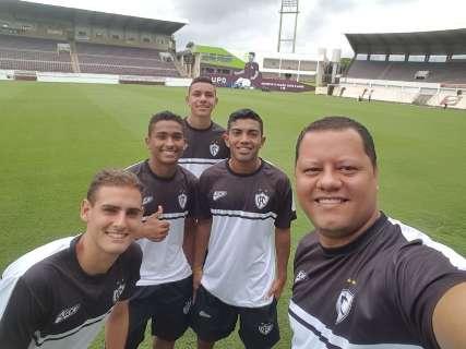 Corumbaense estreia na Copa São Paulo e desafio é diante do Corinthians