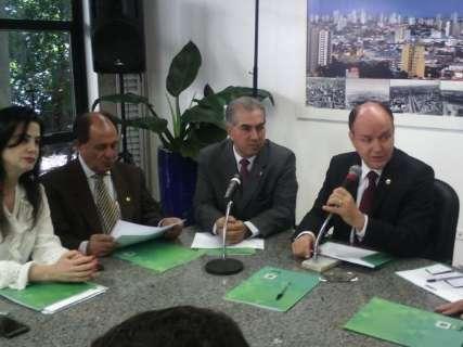 Acordo amplia abrangência de emendas parlamentares para 7 áreas