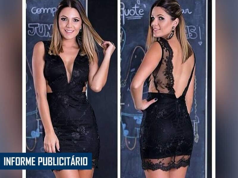 Vestido -R$:199,90- (Foto Divulgação)