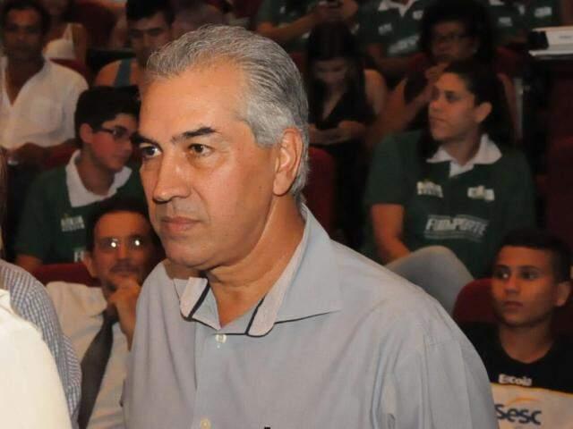Governador Reinaldo Azambuja destaca auxílio do poder público para atletas e técnicos (Fotos: Paulo Francis)